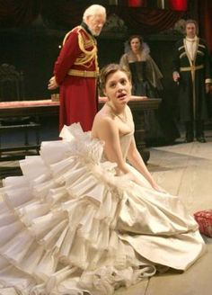 Cordelia. I would like to read or watch King Lear sometime.