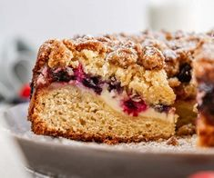 best=Triple Berry Cream Cheese Coffee Cake Recipe Girl Versus Dough , Shop Sparkly Prom dresses and sequin formal dresses at Simply Dresses. Cream Cheese Coffee Cake, Cream Cheese Filling, Coffee Cream, Coffe Cake, Breakfast Bake, Breakfast Dishes, Overnight Breakfast, Sweet Breakfast, Paleo Breakfast