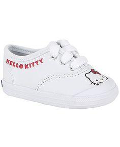 Keds Kids Shoes, Baby Girls Hello Kitty Honey Cute Shoe - Kids Kids' Shoes - Macy's