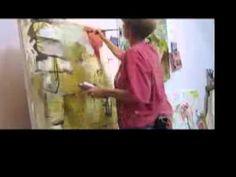 Katy Kuhn - An Artist's Process