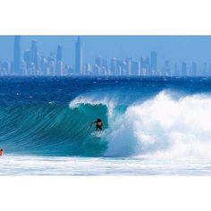 Surf something... better if it's Kirra #surf #waves #australia #picoftheday #igers #photography