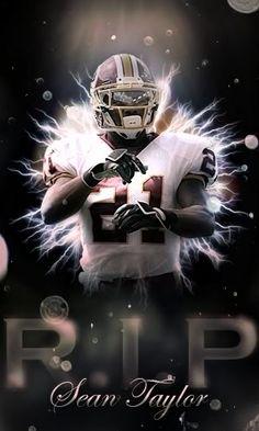 Redskins.. Sean Taylor #21 Hail Yeah :)