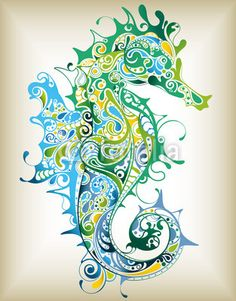 Seahorse by billybear