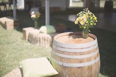 Styling and planning - www.2ndavenueevents.com.au  Lighting - www.feelgoodevents.com.au  Furniture - www.completefunctionhire.com.au Photography - www.handcraftedpictures.com #rusticwedding #farmwedding #melbourneweddings #melbourneweddingstylist #morningtonpeninsulaweddings #morningtonpeninsulaweddingstylist
