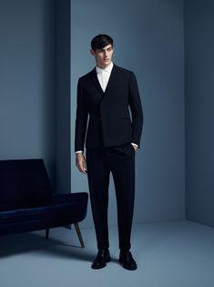 modern minimalist mens cosstores suits