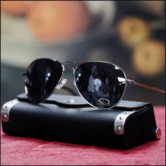 New Mens Aviator Sunglasses Sprots Biker Driving Spring Hinge Silver Shades | eBay