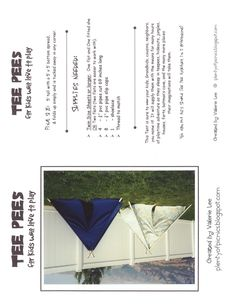 Tee-Pee Pattern!  sc 1 st  Pinterest & Teepee Pattern Sewing Pattern Easy to Sew Play Tent Pattern ...