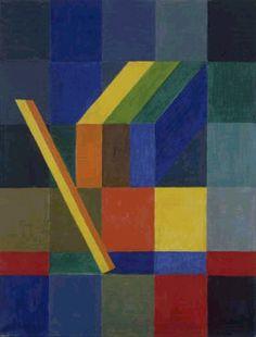 Johannes Itten was a Swiss expressionist painter, designer, teacher, writer and theorist associated with the Bauhaus school. Walter Gropius, Paul Klee, Johannes Itten, George Segal, Josef Albers, Wassily Kandinsky, Geometric Art, Color Theory, Op Art