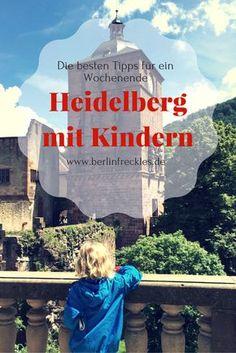 Ja, Heidelberg ist im Sommer voller Touristen. Ja, Heidelberg ist kein billiges Pflaster. Aber ja, Heidelberg macht mit Kindern (trotzdem) Spaß. Deswegen gibt's hier meine Tipps, für alle, die Heidelberg mit Kindern entdecken wollen.