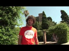 Visitando la Alcazaba #lovingmalaga - YouTube