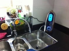 Where do you put your Starwater water ionizer at home? You can place them in your kitchen as simple as this!