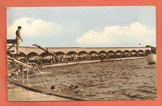 Bathing pool Cleethorpes 1960