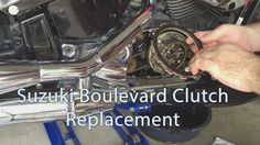 Suzuki Boulevard C50 C90 M50 M109 Clutch Replacement