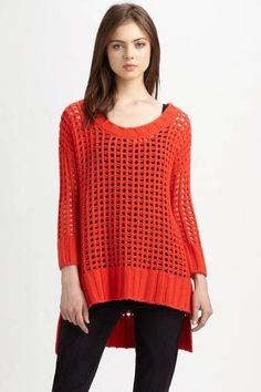 Loose-Knit Sweaters 2012 - Early Fall Sweaters 2012 - Elle
