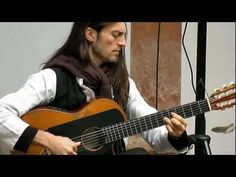 Estas Tonne, David's Entry (2012). Must experience this live - wherever - he performs all over the world. This is Stadtspektakel, Germany