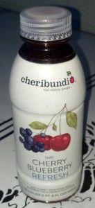 Cheribundi Refresh Tart Cherry Blueberry Review   Thirsty Dudes