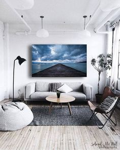 Secret Cove, Lake Tahoe - Stunning Landscape Photography Art Print by Angel McNall, Photographer from California -------------------------------- Black And White Living Room, Living Room Grey, Living Room Decor, Living Rooms, Bedroom Decor, Lake Tahoe, Minimalist Living, Minimalist Interior, Minimalist Decor