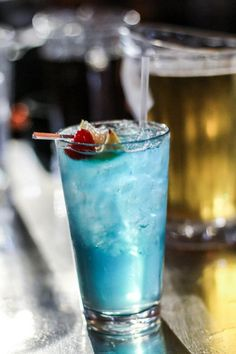 The Blue Hawaiian