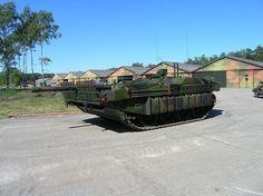 Stridsvagn 103  Swedish army