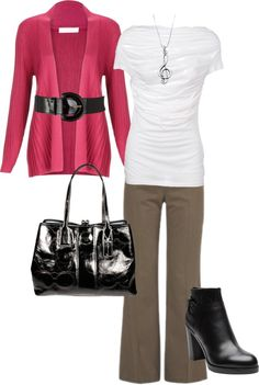 """""""Pink of Perfection"""" by modestlystylish ❤ liked on Polyvore"""