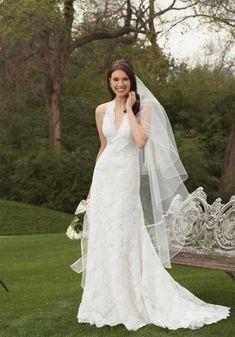 wedding dresses for younger brides  April 2009
