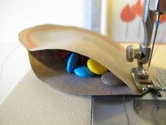 Embalagens de Páscoa: Ovos de papel craft