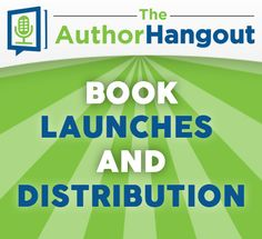 """Ep 110: """"Book Launches and Distribution"""""""