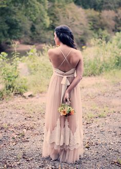 Anthro wedding