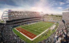 #LosAngeles est dans la mire de la #NFL: L'aventure sur la côte ouest américaine du circuit Goodell pourrait débuter dès 2016.