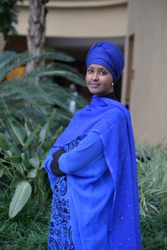 Somalia's First Female Presidential Candidate Vows to Negotiate With Al Shabaab Somali Wedding, Islam Women, Wattpad, Running For President, Presidential Candidates, African American Women, Wedding Night, Lovely Dresses, Black Is Beautiful