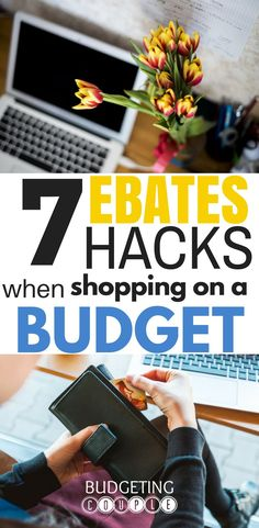 Ebates Hacks to Save Money And Make Money Easily | Ebates Tips | Ebates Review | Ebates | How to Use Ebates | Ebates Shopping | Budgeting Couple | BudgetingCouple.com #ebates #ebateshacks #budgetingcouple