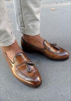 gentlemansessentials:   Crockett & Jones    ... - fashion4men