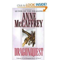 Dragonquest (Dragonriders of Pern #2) - Anne McCaffrey