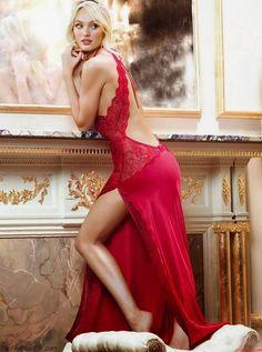 Candice-Swanepoel-Victorias-Secret-Sleepwear