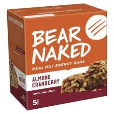 Bear Naked Bars for $3 at Target