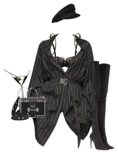 Tamara Mellon, La Perla, Hermès, Riedel and Prada Kpop Fashion Outfits, Stage Outfits, Edgy Outfits, Retro Outfits, Classy Outfits, Cute Fashion, Look Fashion, Womens Fashion, Looks Style