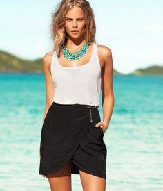 Falda / Skirt: H & M