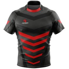 Scorpion Sports UK rugby shirts manufactured in any pattern or colour for senior and junior rugby teams. Rugby Jersey Design, Jersey Designs, Shirt Designs, Sport Shirt Design, Sport T Shirt, Team T Shirts, Cool T Shirts, Rugby Images, Sublime Shirt