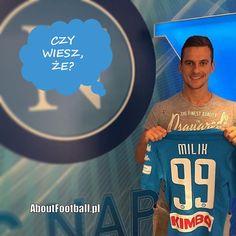 Najdroższy transfer polskiego piłkarza Arkadiusz Milik SSC Napoli #milik #napoli #sscnapoli #transfery #pilkanozna #futbol #sport #ciekawostki