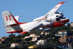 Grumman (Conair) S-2T Turbo Firecat (G-89) aircraft picture