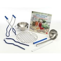 Fagor's home canning kit. Several companies sell similar kits.