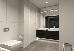 Nowoczesna łazienka w apartamencie w Tomaszowie Mazowieckim - zdjęcie od design me too - Łazienka - Styl Nowoczesny - design me too