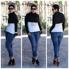 Mimi casual style 1 fashion forward item totally changes an outfit