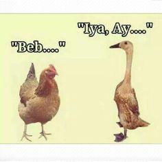 Beb.....!!! Ay....!!!