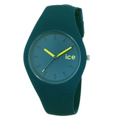 Ice-Watch Forest Atlantic green unisex 43mm  ICE.FT.ATL.U.S.14 Rich and bright, this Ice-Watch green unisex watch ticks all the boxes for style and function!