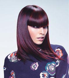 Schwarzkopf Long Brown Hairstyles