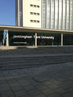"""See 55 photos and 5 tips from 815 visitors to Nottingham Trent University. """"The open day here was wonderfully organized, and the modern architecture. Nottingham Trent University, The Guardian, Libraries, Modern Architecture, Pilot, Knowledge, Thoughts, Board, Travel"""