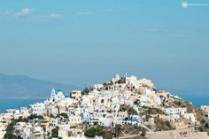 Pyrgos Santorini Private Guided Transfers Pyrgos is a village which is located at the highest part of Sandorini island and from there you can have an amazing view to all over the island till the Oia village. The traditional architecture, the neoclassical mansions, the narrow routs that leads at the top of the hill, the …