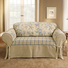 Sure-Fit Lexington Sofa Slipcover Sofa Couch, Cushions On Sofa, Sofa Set, Sure Fit Slipcovers, Loveseat Slipcovers, Sofa Design, Sofa Living, Cool Couches, Unique Sofas