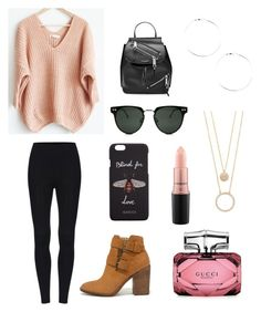 """""""Untitled #112"""" by vintage6739 on Polyvore featuring Steve Madden, Marc Jacobs, Spitfire, Gucci, Kate Spade and MAC Cosmetics"""